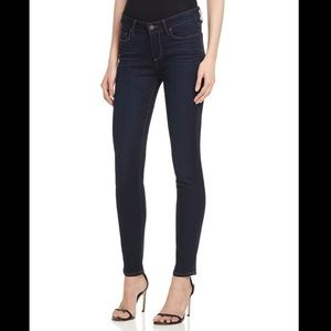 PAIGE Verdugo Ankle Mid Rise Skinny Jeans